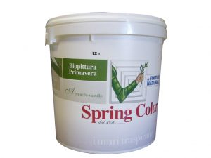 Pittura naturale Spring color