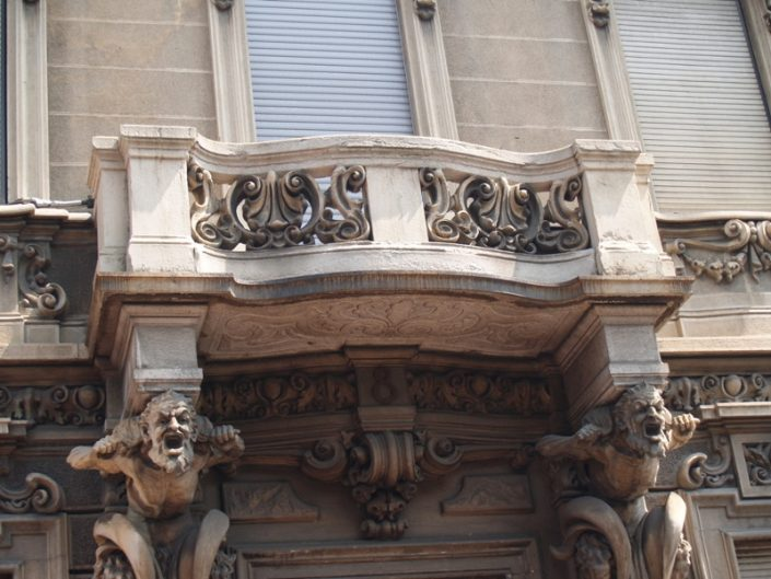 Balcone prima