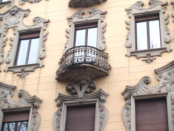 Balconi prima