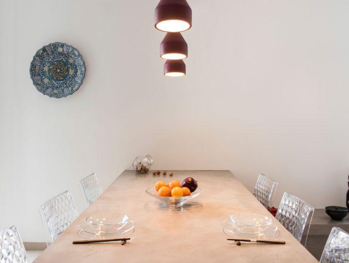 tavolo in tabularasa athena art