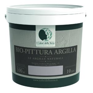 """Bio pittura Argilla """"I Colori della Terra"""""""